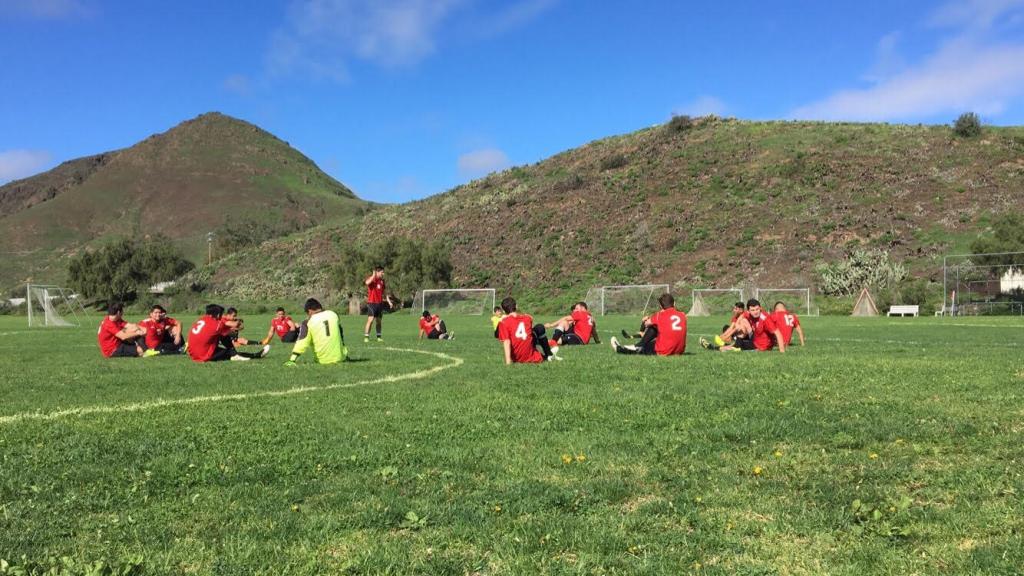 Photo Courtesy of CI Men's Soccer 2016