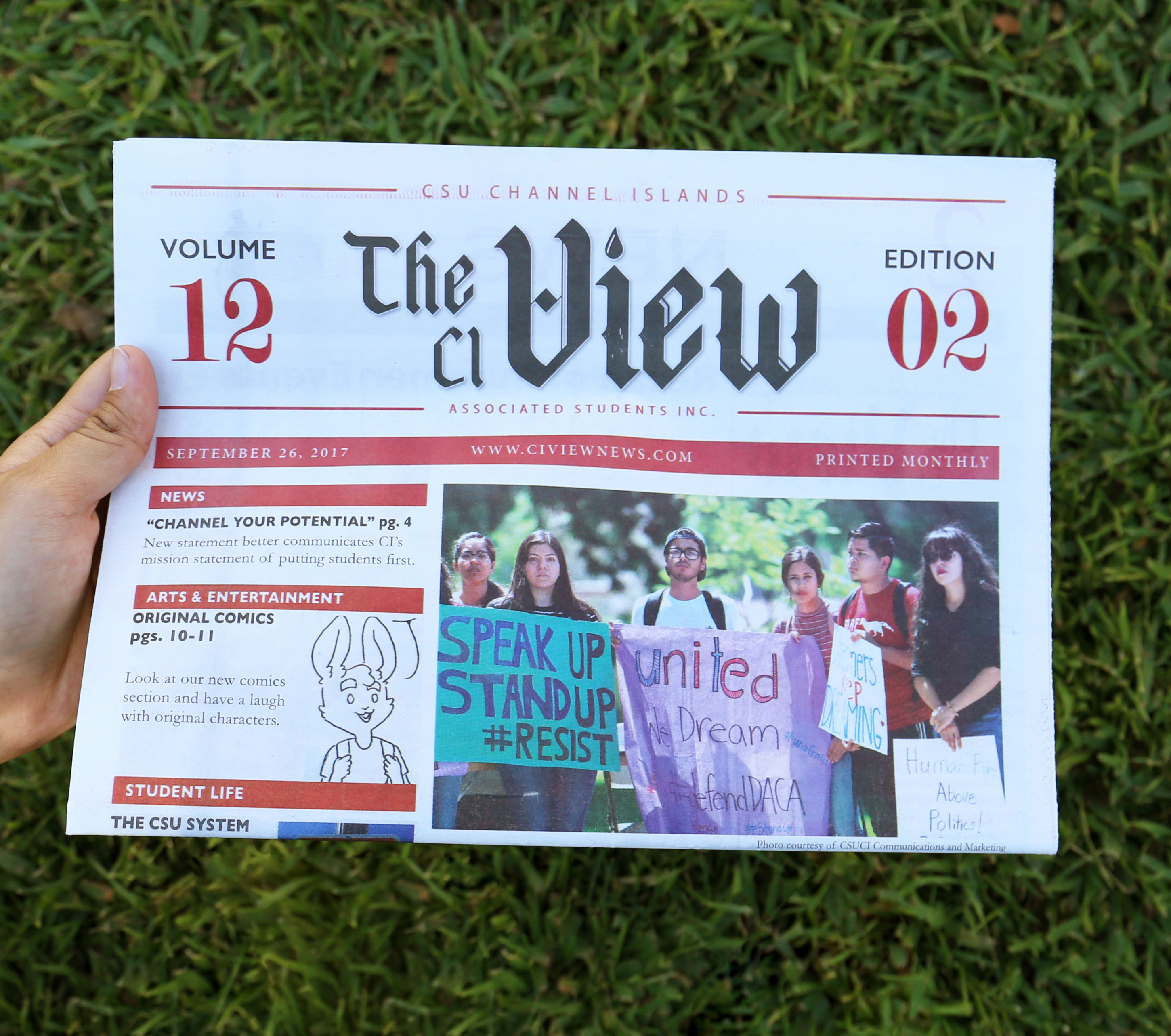 The CI View Issue 1