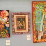 LA/LA Napa Hall art gallery by Naomi Santana