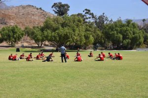 Men's Soccer photo credit to Jorge Garcia