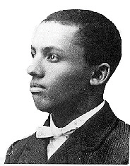 Portrait of Carter G. Woodson.