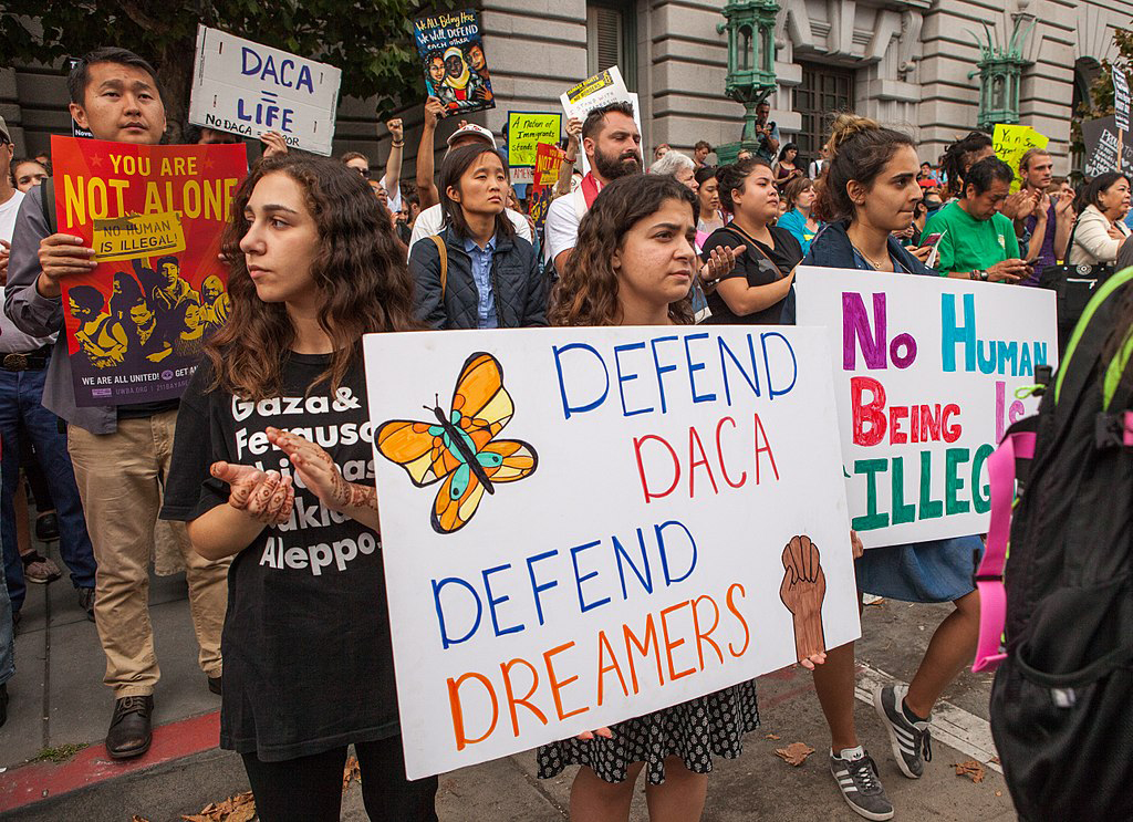DACA March San Francisco