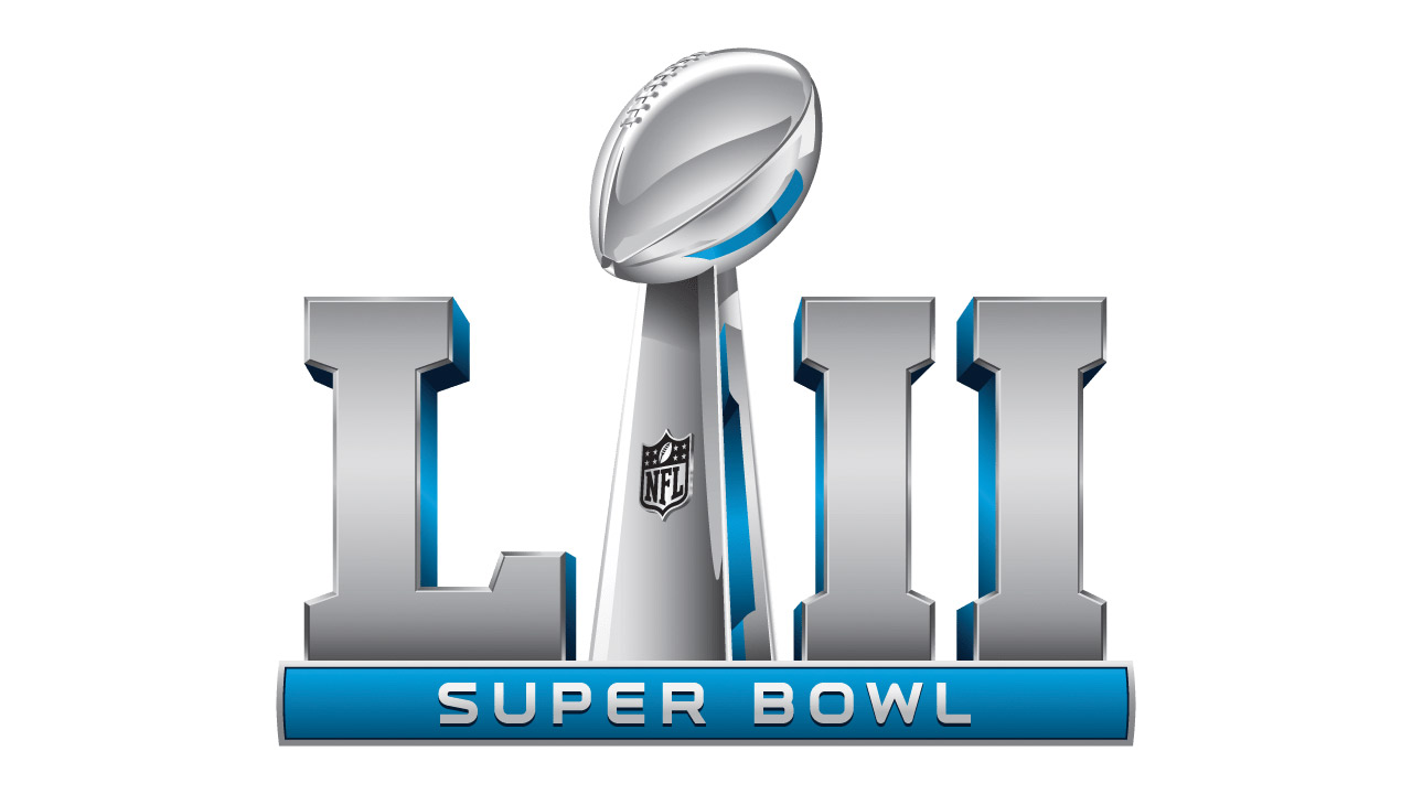 Superbowl 52 logo.