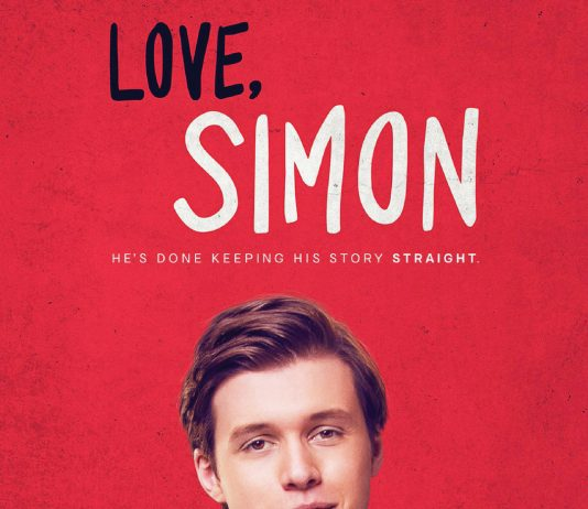 "The official movie poster for ""Love, Simon."" ""Love, Simon"" was released on March 16, 2018. Photo credit to 20th Century Fox."