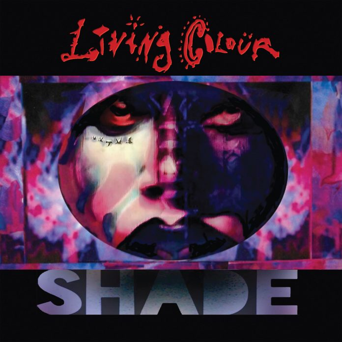 The cover of Living Colour's new album, Shade. Photo credit to http://willnotfade.com/wp-content/uploads/2017/09/Living-Colour-Shade.jpg.
