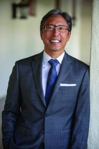 CI welcomes new Vice President For Student Affairs, Dr. Richard Yao