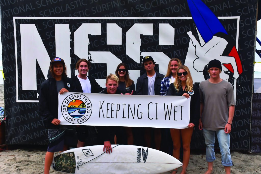 Get wet with the CI Surf Club