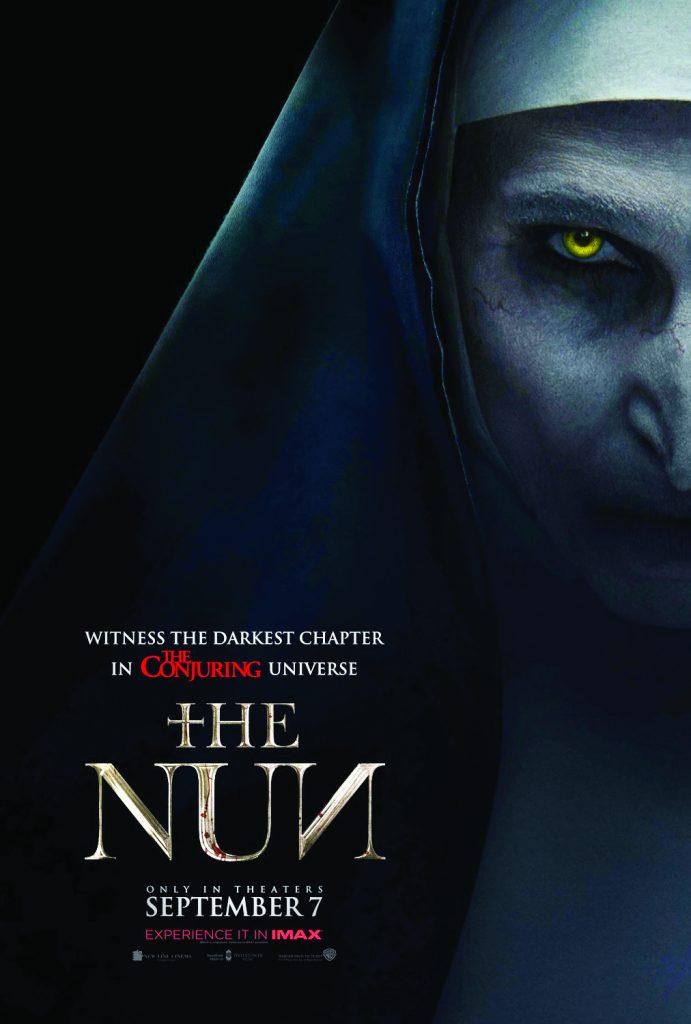 """""""The Nun"""" is no fun"""