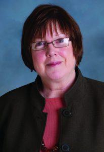 CI welcomes Dr. Eizabeth Say as Interim Provost