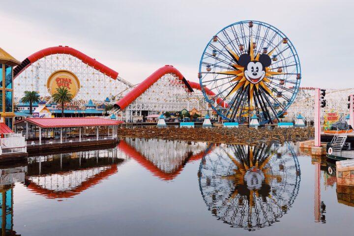 Disney World opened, what about Disneyland?