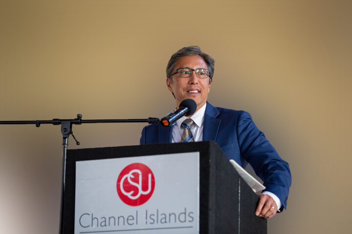 Dr. Richard Yao Appointed Interim President