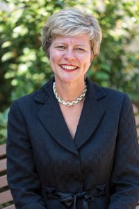 Dr. Genevieve Evans Taylor as Interim Vice President of Student Affairs