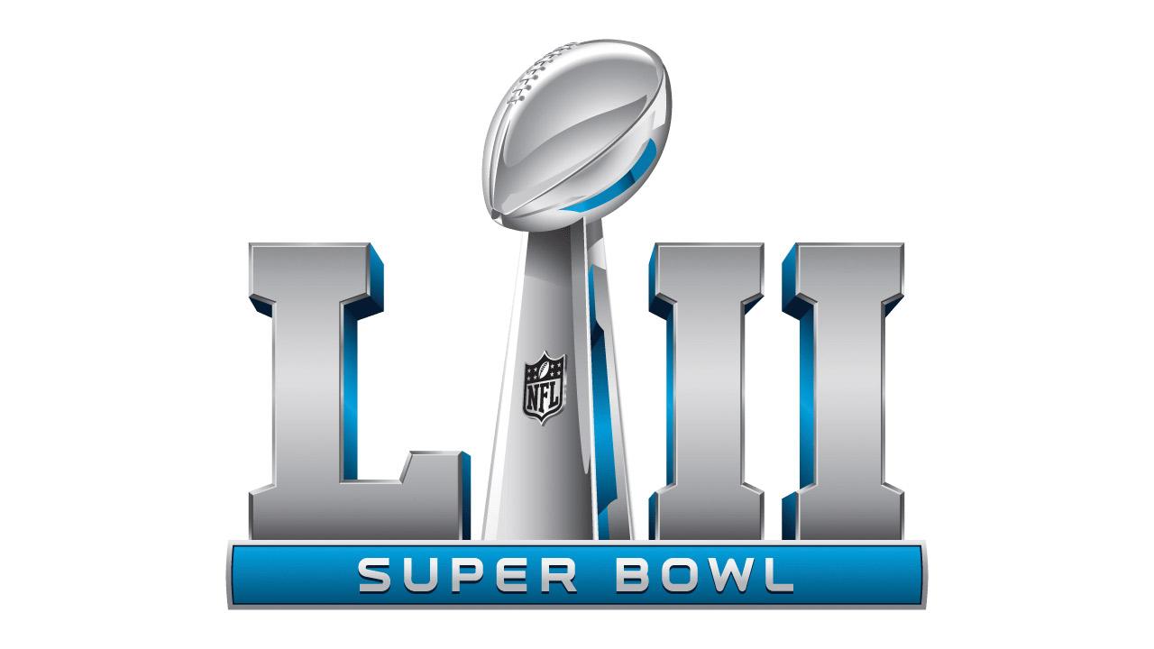 Superbowl 52 logo.