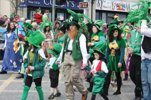 How St. Patrick's Day became an international holiday