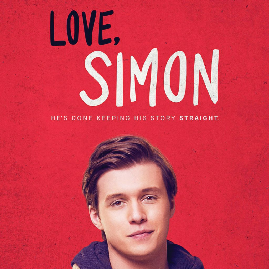 "Movie Review of ""Love, Simon"" from April 24, 2018"