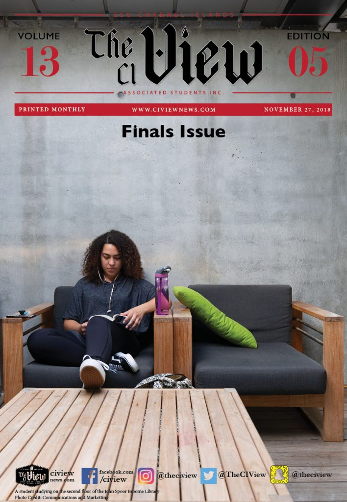 December Finals Issue 2018