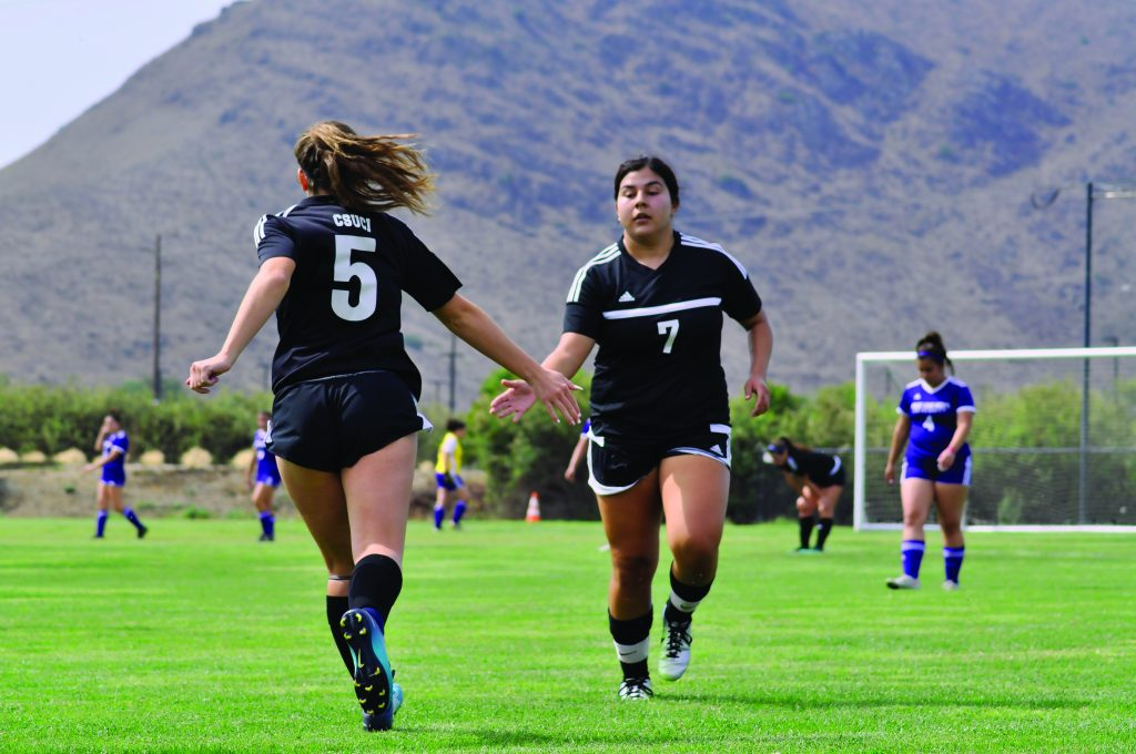 CI soccer kicks it up a notch