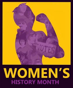 Women charge forward