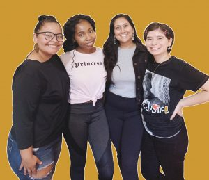Empowered Womxn of Color Club embraces experiences