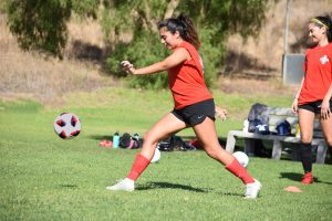CI Women's Soccer Club kick off their season right