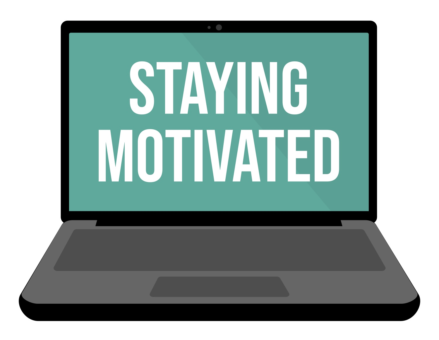 Staying motivated to finish strong