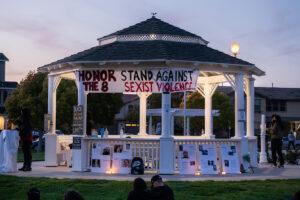 AAPI racism part 3: Vigil