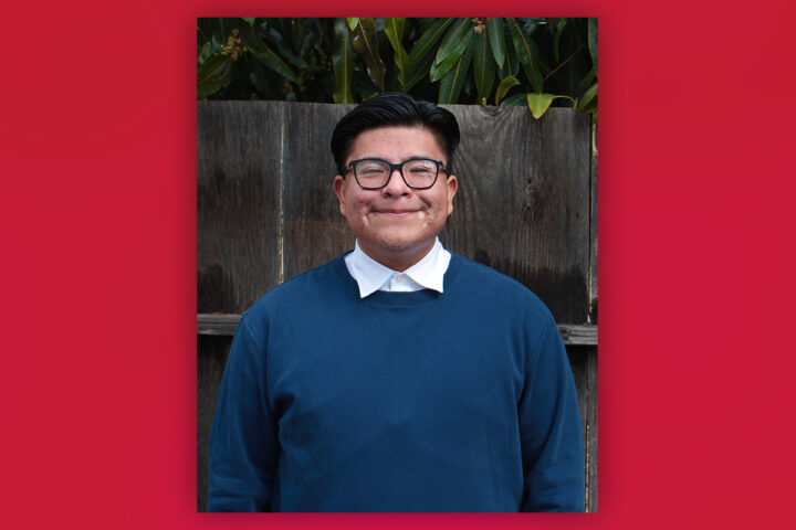 Larry Garcia: Student Government Senator and ASI Board Director candidate